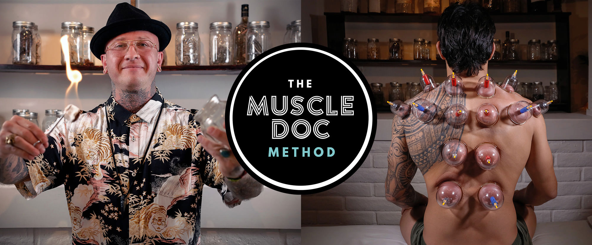The Muscle Doc Method - Main Banner